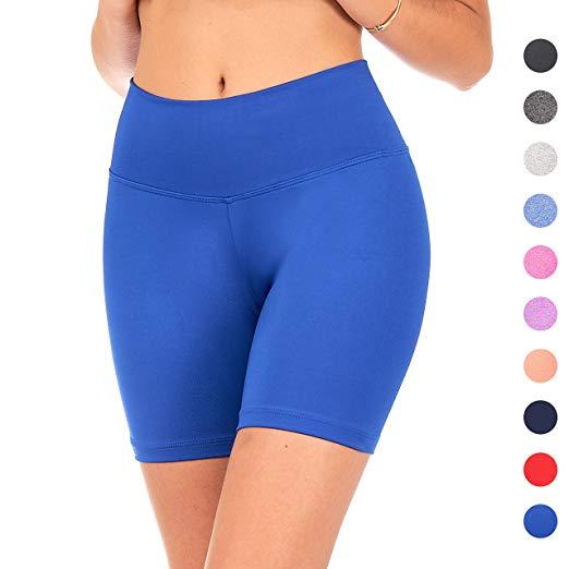 Sexy Dance - High Waist Tummy Control Workout Yoga Shorts