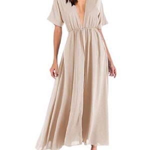 Curvy Full Length Dress