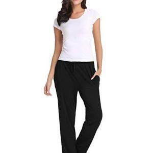 Stretch Knit Lounge Pants