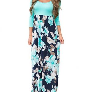 Tunic Long Maxi Dress