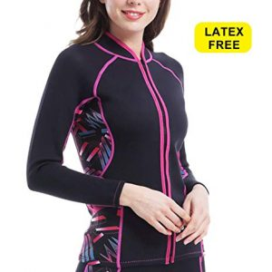 Neoprene Sauna Jacket