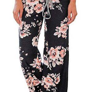 Pants Floral Print