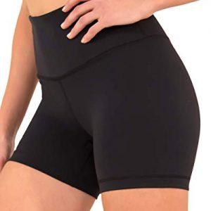 Power Flex Yoga Shorts