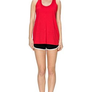 Loose Fit Tank Tops-