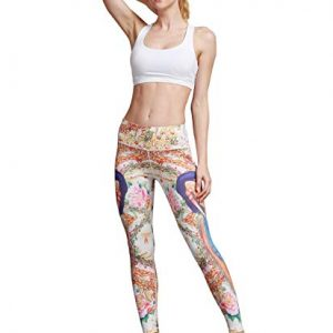 Women Yoga Pants Printed