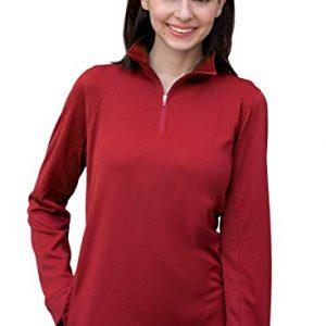 Zip Active Pullover