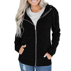Women's Full Zip Hooded
