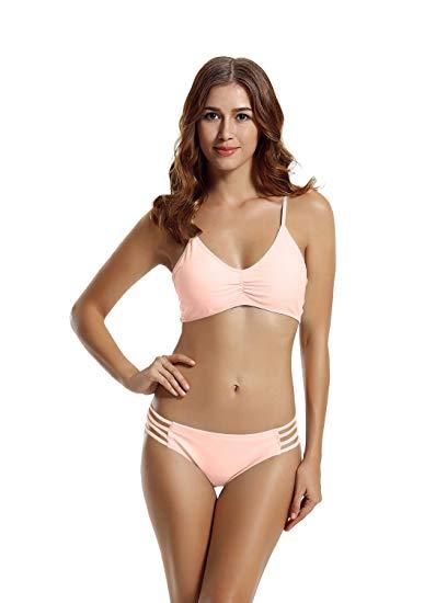 Halter Racerback Bikini