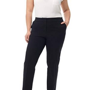 Easy Chic Zip Front Pant
