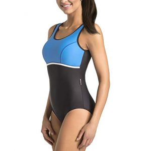 Padded Athletic Swimsuit