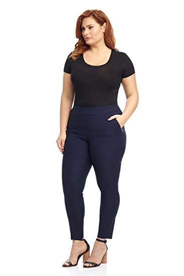 Skinny Plus Size Pant