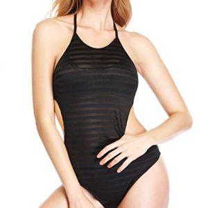 Tankini Stripe Swimwear