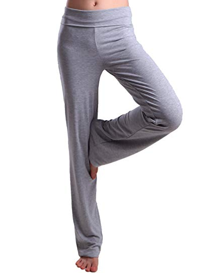 Yoga Pants Flare Leg