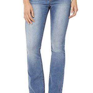Curvy Bootcut Jeans