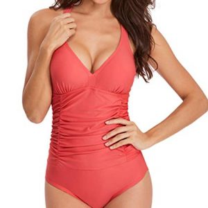 Swimsuits Color Splicing