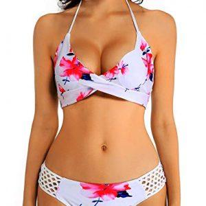 Cross Padding Bikini Set