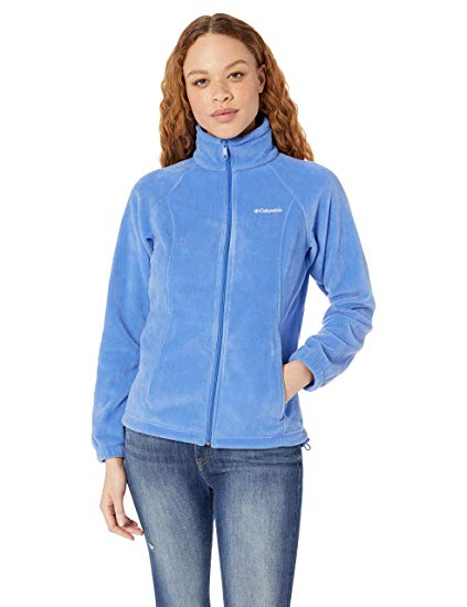 Full-Zip Fleece Jacket
