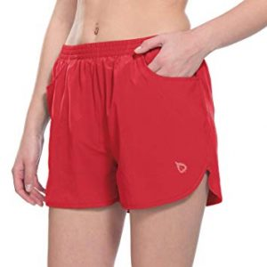 Athletic Shorts Pockets