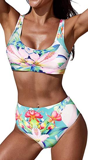 Padded Bikini Swimsuit
