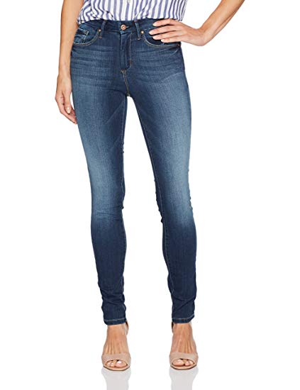 Curvy High Rise Skinny