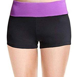 Yoga Mini Shorts