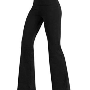 Bootleg Yoga Pants