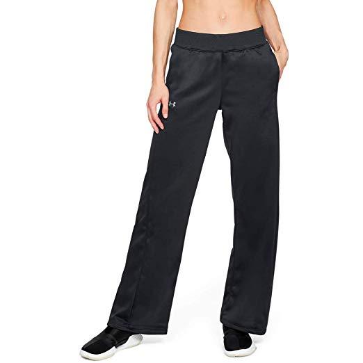 Fleece Open Pants