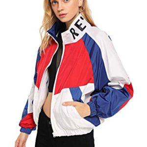 Zipper Sport Jacket