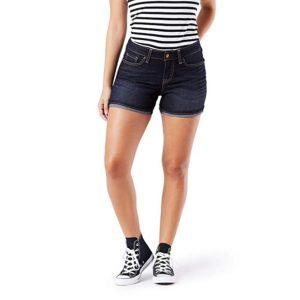 Women's Mid-Rise Shorts