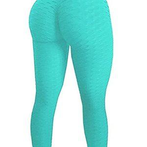 Yoga Pants Scrunched