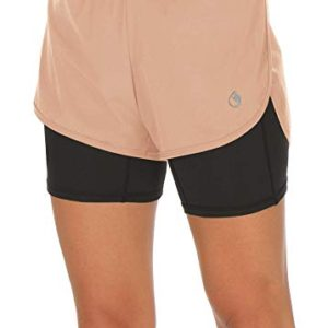 Yoga Shorts 2-in-1