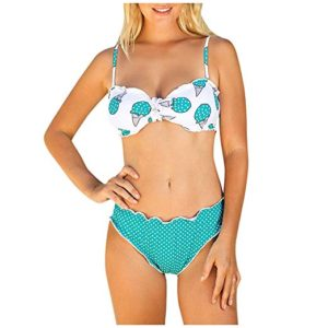 Two Pieces Bikini Set
