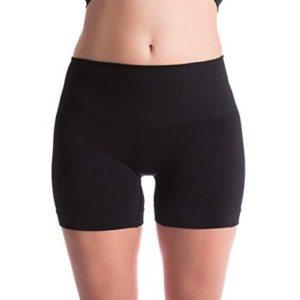 Heathered Yoga Shorts