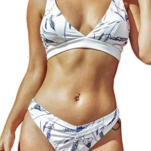 Low Rise Bikini Set