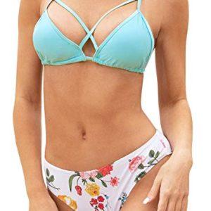 Straps Bikini Set