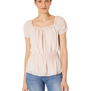 Smocked Solid Top