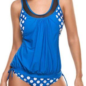 Dot Sporty Swimwear