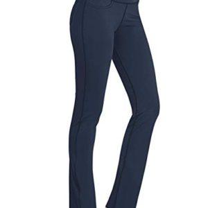Straight Leg Yoga Pants