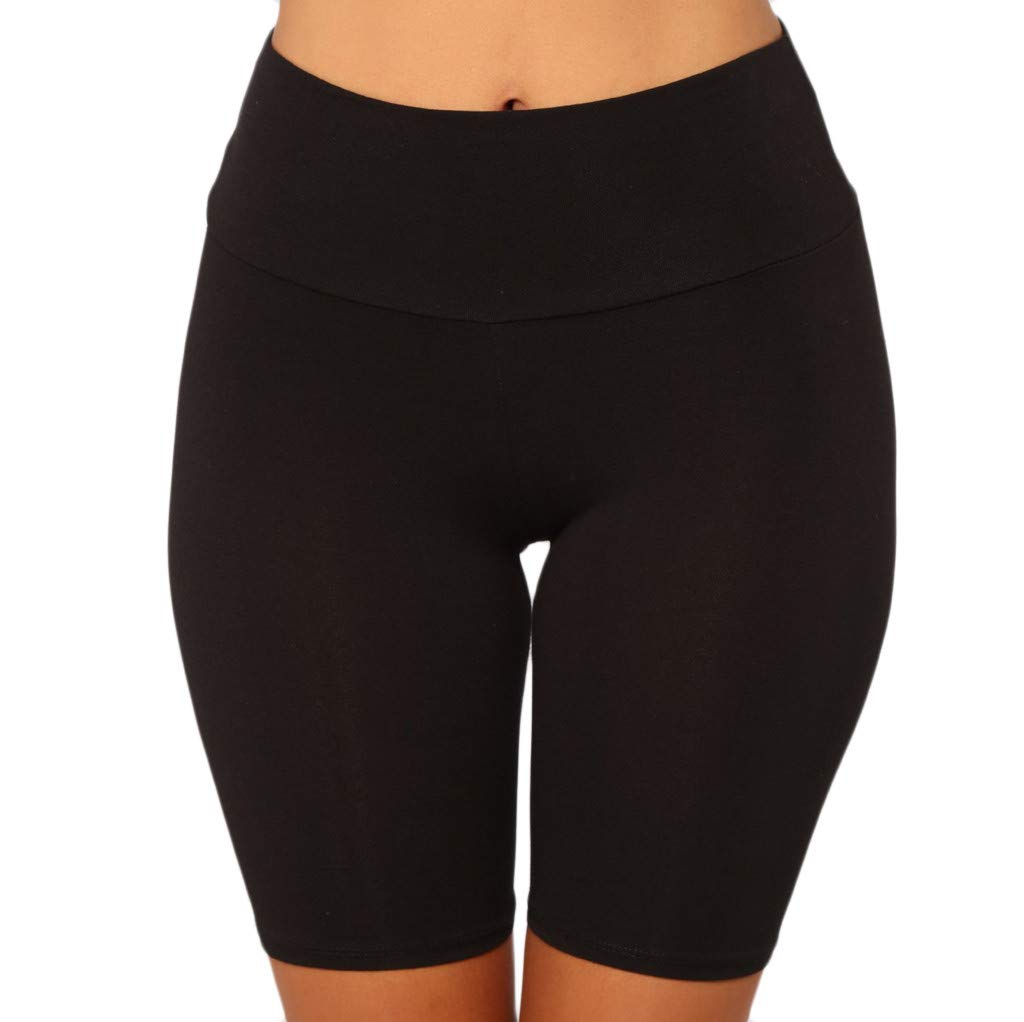 Womens Workout Yoga Mini Shorts - WF Shopping