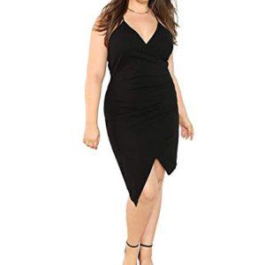 Wrap Cami Dress