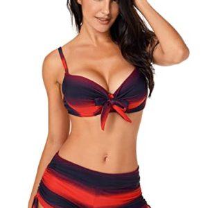 Boardshort Swimsuit Set