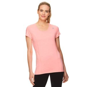 Short Sleeve Athletic Top