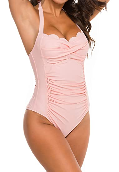 Ruched Bathing Suit