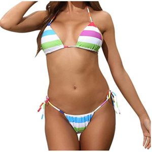 Two- Piece Swimsuits