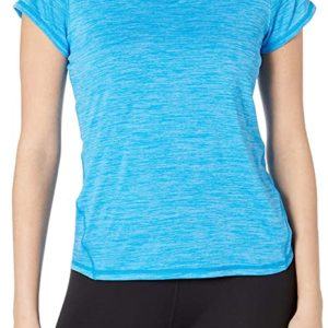 Neck Activewear Top