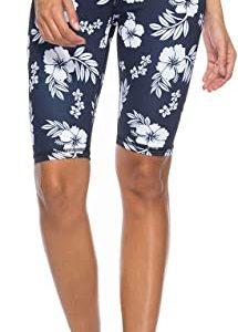Printed Yoga Shorts