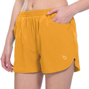 Athletic Shorts Pockets