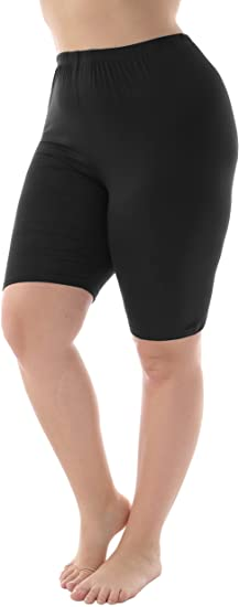Plus Size Mid Thigh