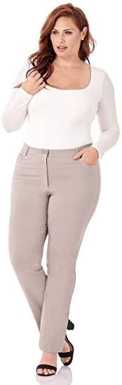 Pocket Straight Leg Pant