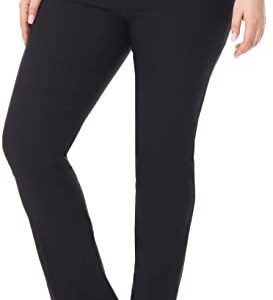 Modern Straight Leg Pant